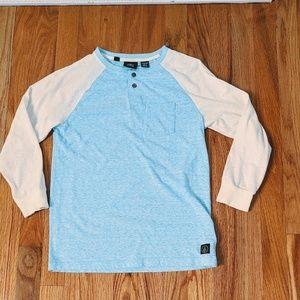 Boys Long Sleeve T Shirt. Size Small